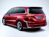 Honda M Concept 2013 pictures