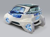 Pictures of Honda Micro Commuter Concept 2011