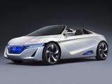 Pictures of Honda EV-STER Concept 2011