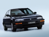 Honda Concerto 1.5i Tradition (HWH) 1993–94 wallpapers