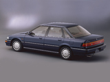Photos of Honda Concerto JX-i Sedan (MA) 1988–92