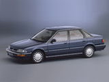Pictures of Honda Concerto JX-i Sedan (MA) 1988–92