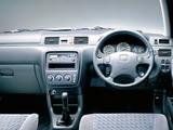 Honda CR-V JP-spec (RD1) 1999–2001 pictures