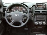 Honda CR-V US-spec (RD5) 2001–07 photos