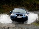 Honda CR-V UK-spec (RD5) 2001–07 photos