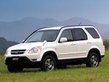 Honda CR-V JP-spec (RD5) 2001–05 pictures
