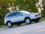 Honda CR-V US-spec (RE) 2009–11 wallpapers