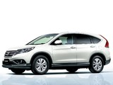 Honda CR-V JP-spec (RM) 2011 photos