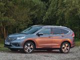 Honda CR-V (RM) 2012 images