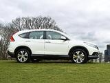 Honda CR-V AU-spec (RM) 2012 images