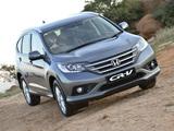 Honda CR-V ZA-spec (RM) 2012 images