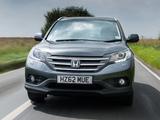 Honda CR-V UK-spec (RM) 2012 photos
