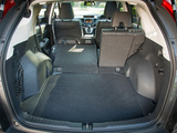 Honda CR-V UK-spec (RM) 2012 pictures