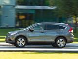 Honda CR-V (RM) 2012 pictures