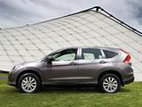Honda CR-V AU-spec (RM) 2012 pictures