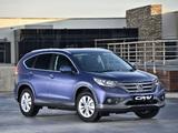 Honda CR-V ZA-spec (RM) 2012 pictures