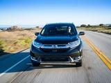 Honda CR-V North America 2016 wallpapers