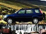 Images of Honda CR-V UK-spec (RD1) 1999–2001