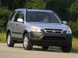 Images of Honda CR-V US-spec (RD5) 2001–07