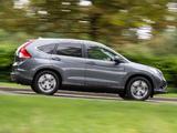 Images of Honda CR-V UK-spec (RM) 2012