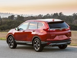 Images of Honda CR-V North America 2016