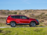 Photos of Honda CR-V North America 2016
