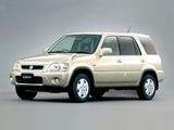 Pictures of Honda CR-V JP-spec (RD1) 1999–2001