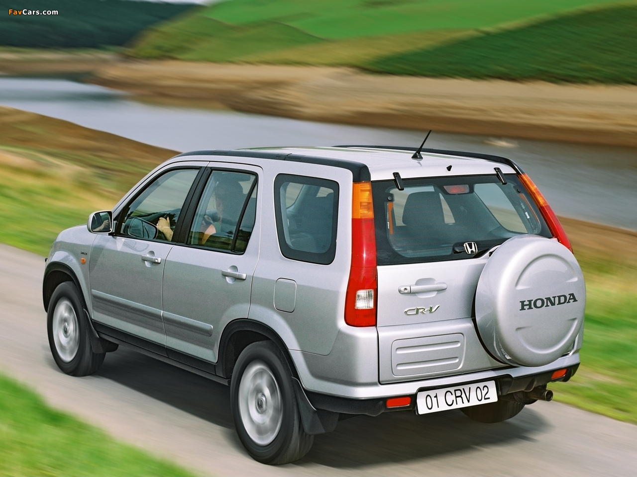 Pictures of Honda CR-V (RD5) 2001-07 (1280x960)