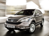 Pictures of Honda CR-V UK-spec (RE) 2009–12