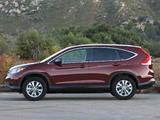 Pictures of Honda CR-V US-spec (RM) 2011