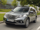 Pictures of Honda CR-V (RM) 2012