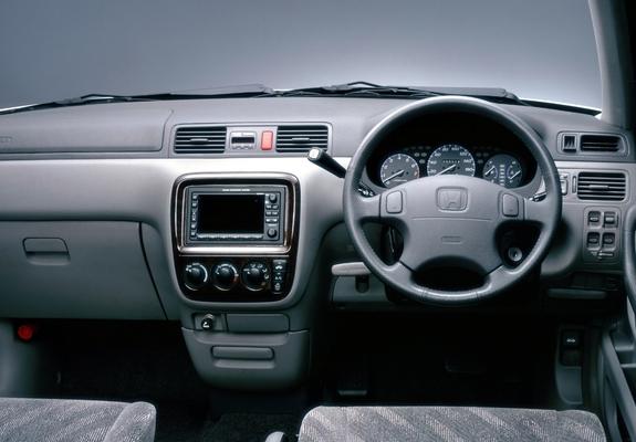 Honda Cr V Jp Spec Rd1 1999 2001 Wallpapers