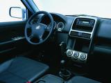 Honda CR-V (RD5) 2001–07 wallpapers
