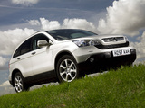 Honda CR-V UK-spec (RE) 2006–09 wallpapers