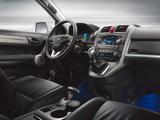 Honda CR-V Aero-Sport Styling Kit (RE) 2007–09 wallpapers