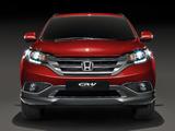 Honda CR-V Prototype (RM) 2012 wallpapers