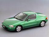 Honda CR-X del Sol SiR (EG2) 1992–98 pictures