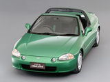 Pictures of Honda CR-X del Sol SiR (EG2) 1992–98