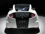 Honda CR-Z Concept 2007 wallpapers