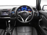 Honda CR-Z AU-spec (ZF1) 2010–12 photos