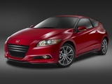 Honda CR-Z HFP Package (ZF1) 2010–12 photos