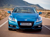 Honda CR-Z (ZF1) 2010–12 pictures