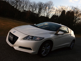 Honda CR-Z JP-spec (ZF1) 2010–12 wallpapers