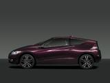 Honda CR-Z (ZF1) 2012 images