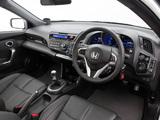 Honda CR-Z UK-spec (ZF1) 2012 images