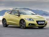 Honda CR-Z (ZF1) 2012 pictures
