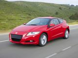 Images of Honda CR-Z US-spec (ZF1) 2010