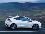 Images of Honda CR-Z UK-spec (ZF1) 2012