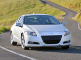 Photos of Honda CR-Z US-spec (ZF1) 2010