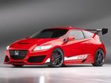 Photos of Honda CR-Z Hybrid R Concept (ZF1) 2010